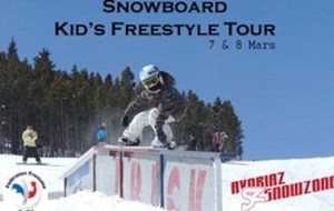 Kids freestyle tour Avoriaz